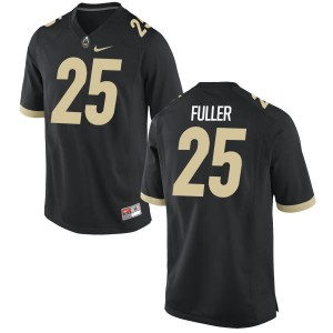 Tario Fuller Nike Purdue Boilermakers Youth Game Football Jersey  -  Black